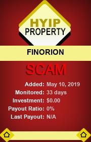 ссылка на мониторинг http://hyip-property.com/details/lid/215