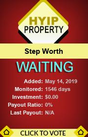 ссылка на мониторинг http://hyip-property.com/details/lid/221