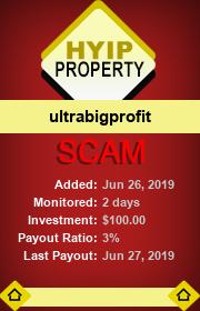 ссылка на мониторинг http://hyip-property.com/details/lid/243