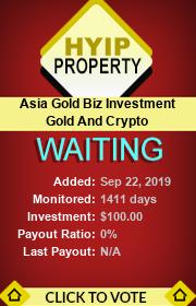 ссылка на мониторинг https://hyip-property.com/details/lid/426